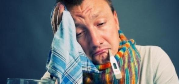 Gripa- un virus care afectează anual populația.