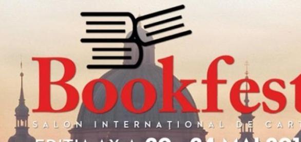 Salonul Internaţional de Carte Bookfest 2015