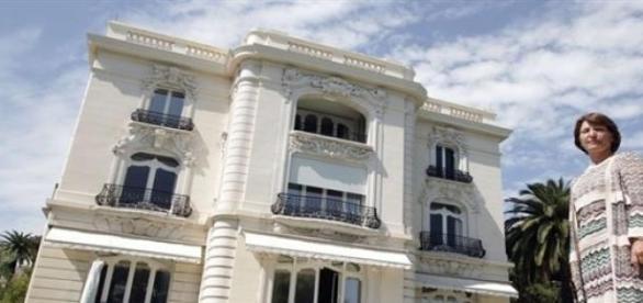 """""""La Californie"""", vila de la Cannes a lui Picasso"""