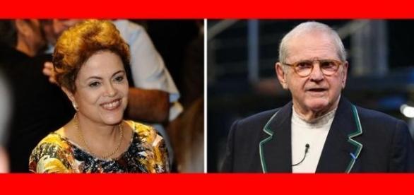 Dilma Rousseff receberá Jô Soares para conversa