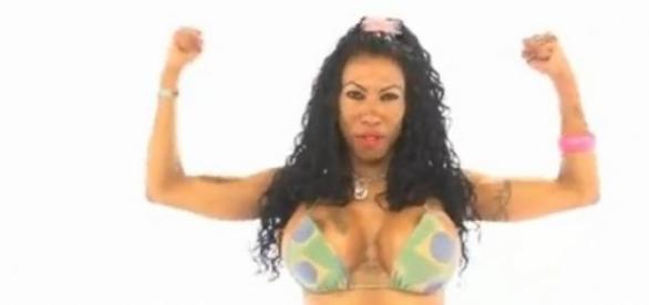 Ines Brasil aparece em suposto vídeo de sexo