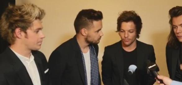 One Direction nos Billboard Music Awards 2015