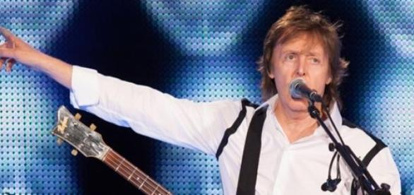 Sir Paul McCartney vai tocar no Lollapalooza EUA.