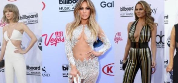 Taylor Swift, J.Lo, Chrissy Teigen e Mariah Carey