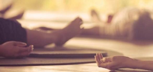 A posição ideal para os principiantes na meditação