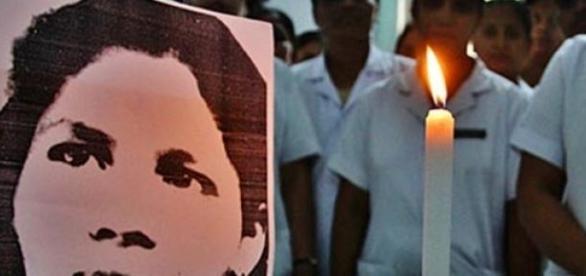 Aruna Shanbaug, comatose for 42 years, dies.