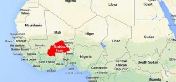 Burkina Faso şi gruparea jihadistă