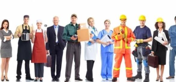 Empleo formal, 50% de trabajadores a nivel mundial