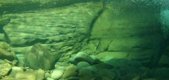 Pe fundul oceanelor curg  răuri subacvatice