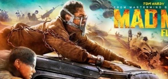 Vertiginosa y catártica, Mad Max Fury Road