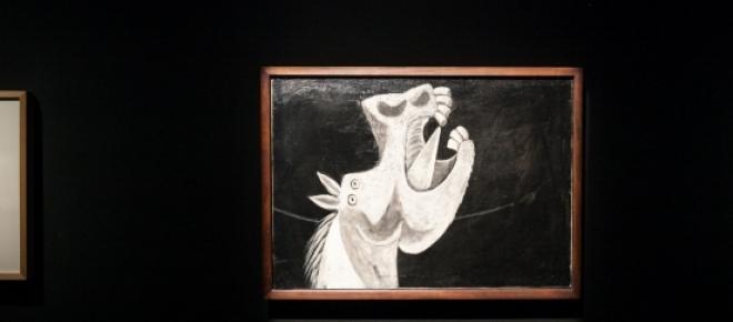 Exposição de Picasso fica no CCBB