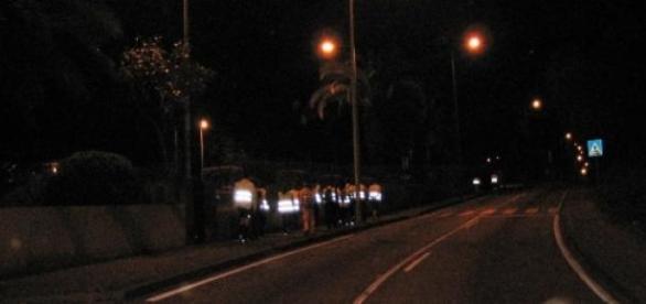 Cinco peregrinos morreram atropelados