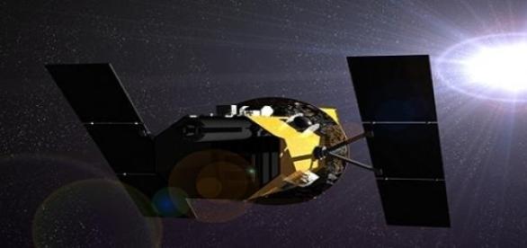 El satellite Swift en busca de rayos gamma