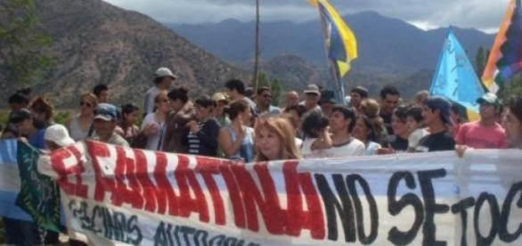 Famatina, La Rioja y su gente luchan por la vida