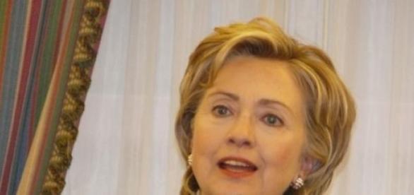 Hillary Clinton na corrida à Casa Branca
