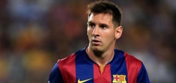 Leo Messi, vuelve a ser el mejor.