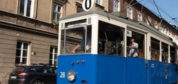 Lilpopowski tramwaj w Krakowie