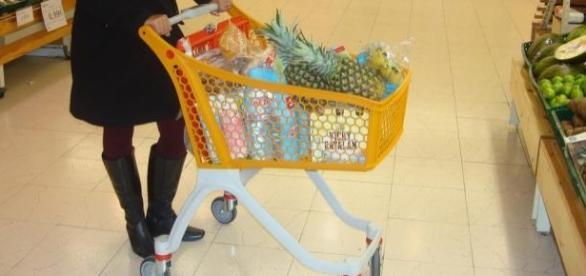 O carrinho é um dos maiores vilões das compras