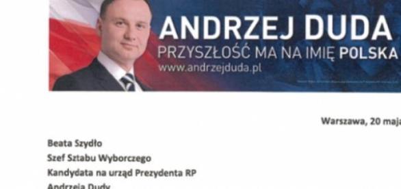 Andrzej Duda gotowy do debaty prezydenckiej