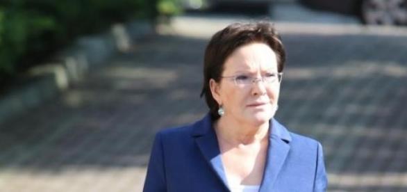 Ewa Kopacz rusza na pomoc Komorowskiemu