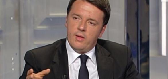 Matteo Renzi ospite ieri sera a Porta a Porta