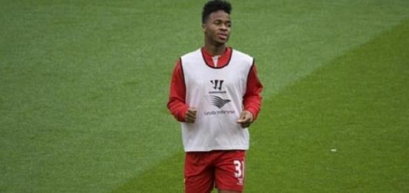Sterling seems likely to look for a move away