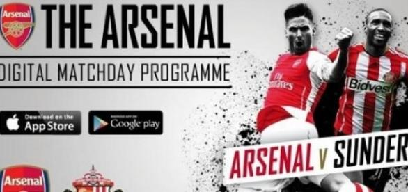 Suivez  Arsenal - Sunderland en direct dès 20h45 !
