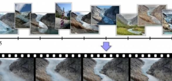Time lapse tehnologia momentului de la Google