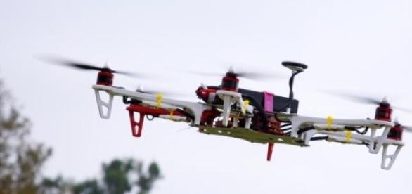 Vehículo aéreo no tripulado o drone