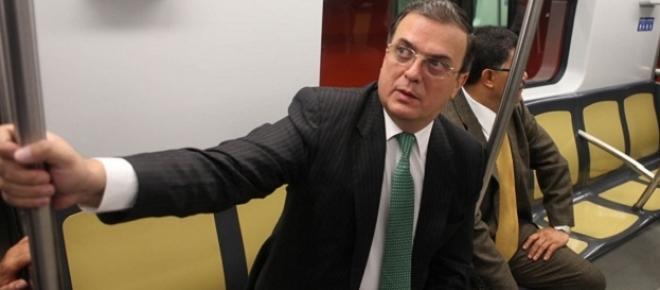 Marcelo Ebrard deberá afrontar su responsabilidad en el caso de la Línea 12 del Metro.