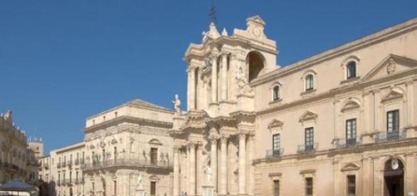 Duomo e Arcivescovado di Siracusa