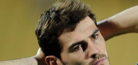 Iker Casillas, en imagen de archivo.