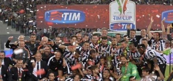 Juventus won Coppa Italia for the tenth time