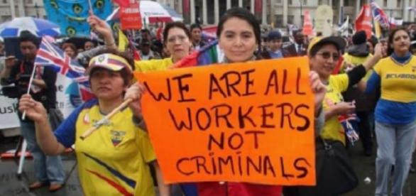 Măsuri drastice împotriva imigranților români