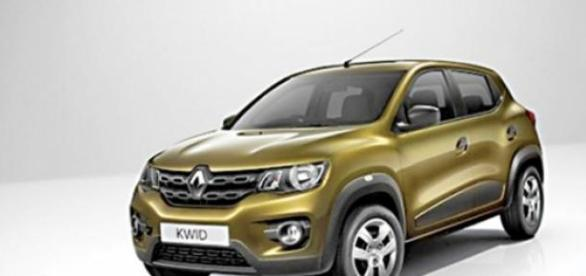 "Noul model ""ultra low cost"" Renault KWID"