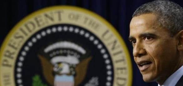 Presidente dos EUA, Barack Obama