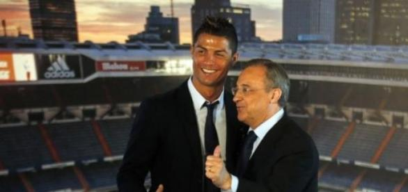 Ronaldo está descontente no Real Madrid.