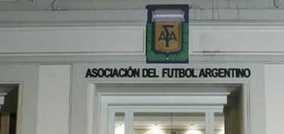 Sede central de la Asociación del Fútbol Argentino