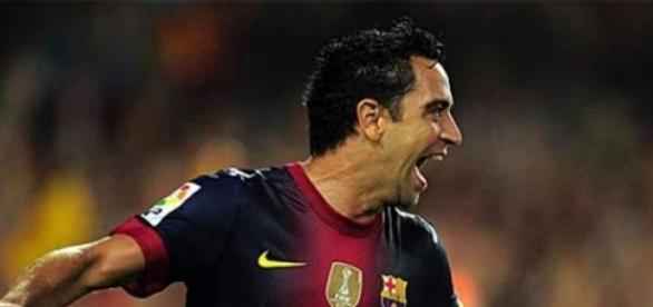 Xavi, Barcelona, retiro, jugador