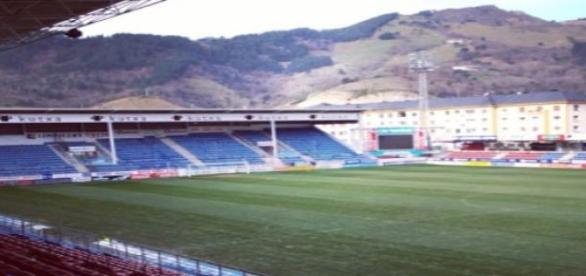 Estadio del Eibar, Ipurúa.