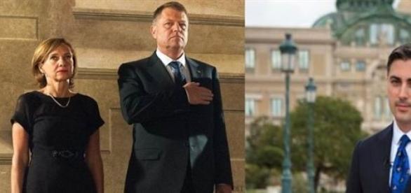 Klaus Iohannis și-a tras designer