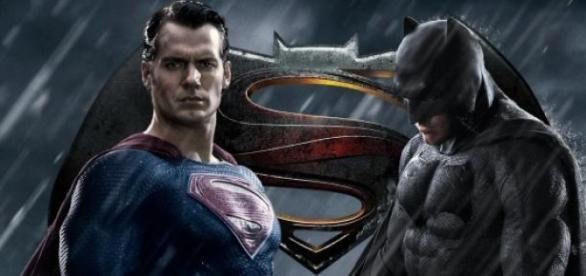 Los grandes heroes de DC se enfrentan