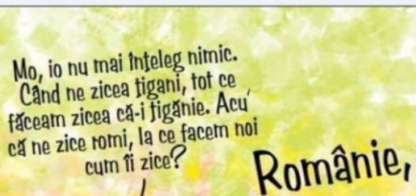 Românii doresc să se revină la titulatura de țigan