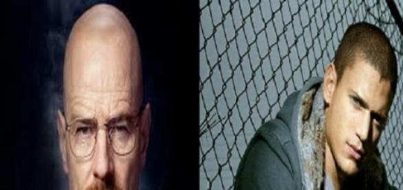Walter White y Michael Scofield