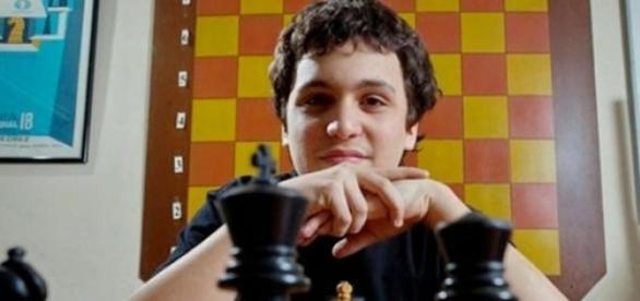 Alan Pichot, icono del ajedrez juvenil