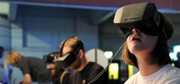 El Oculus Rift en primera persona