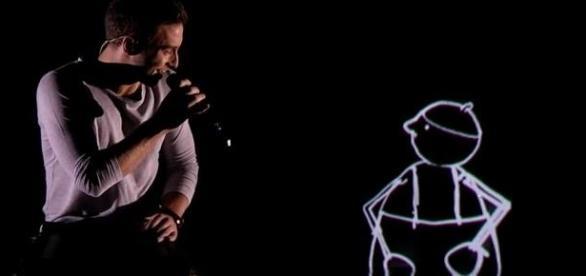 """Eurowizja 2015: Mans Zelmerlow """"Heroes"""" - Szwecja"""