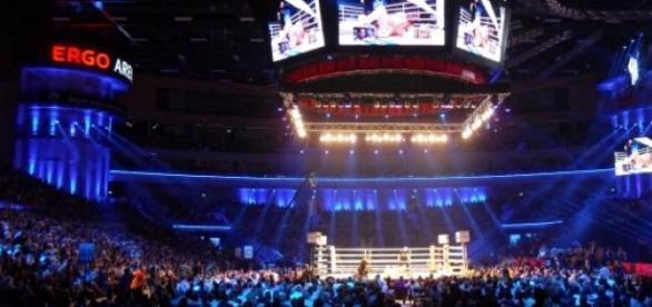 Gala KSW XVI na Ergo Arena