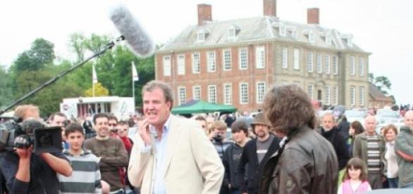 Jeremy Clarkson ist auch Journalist