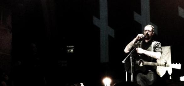 King Dude no Musicbox, em Lisboa